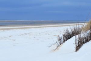 Winterstrand